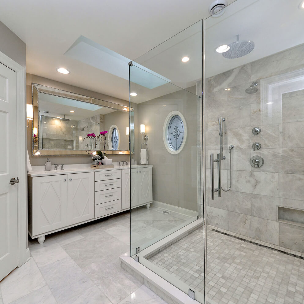 Bathroom in Markham